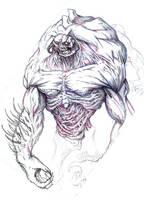 Mutant Fellow by AustenMengler