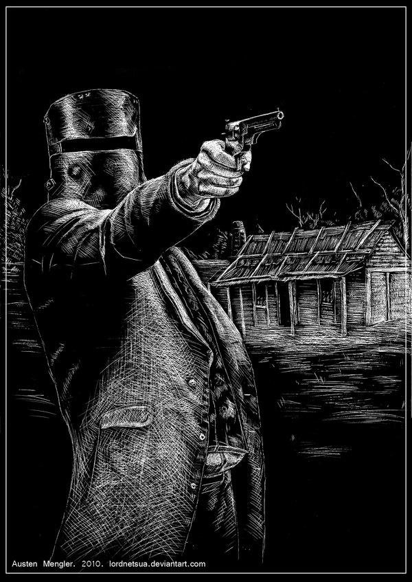 Ned Kelly by AustenMengler