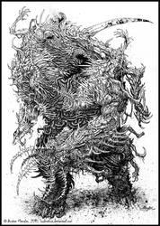 SPINE FINGERS by AustenMengler