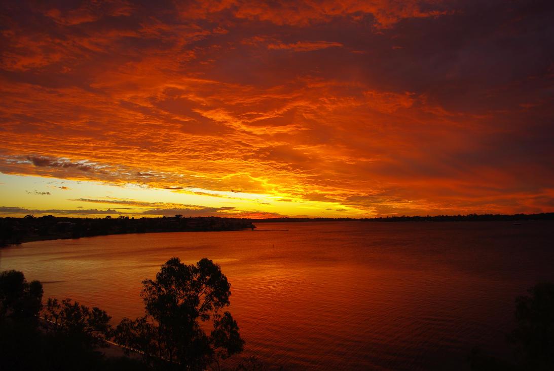 My Sundown by AustenMengler