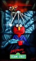 A Nightmare on Sesame Street