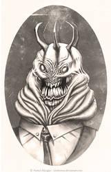 A Well Respected Demon
