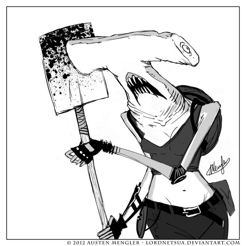 Hammerhead by LordNetsua