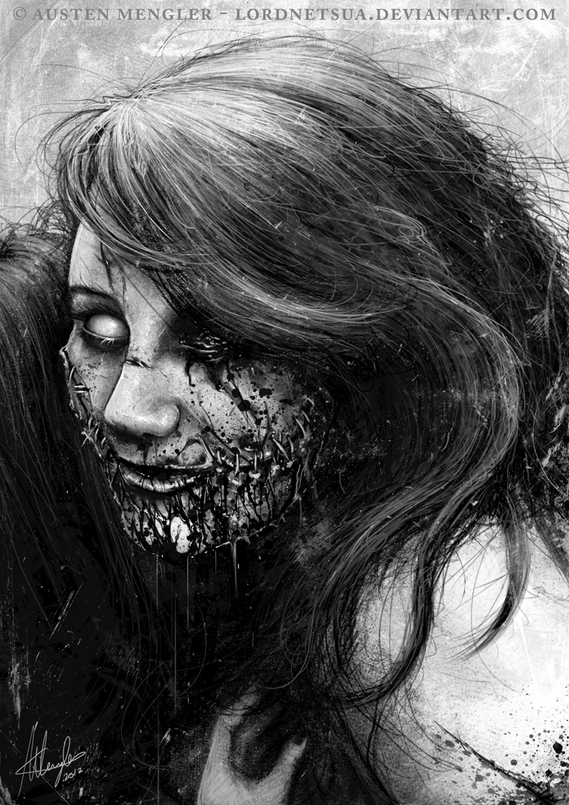 Bury Me by AustenMengler