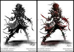 Mr. Creeper - concept 2 variations