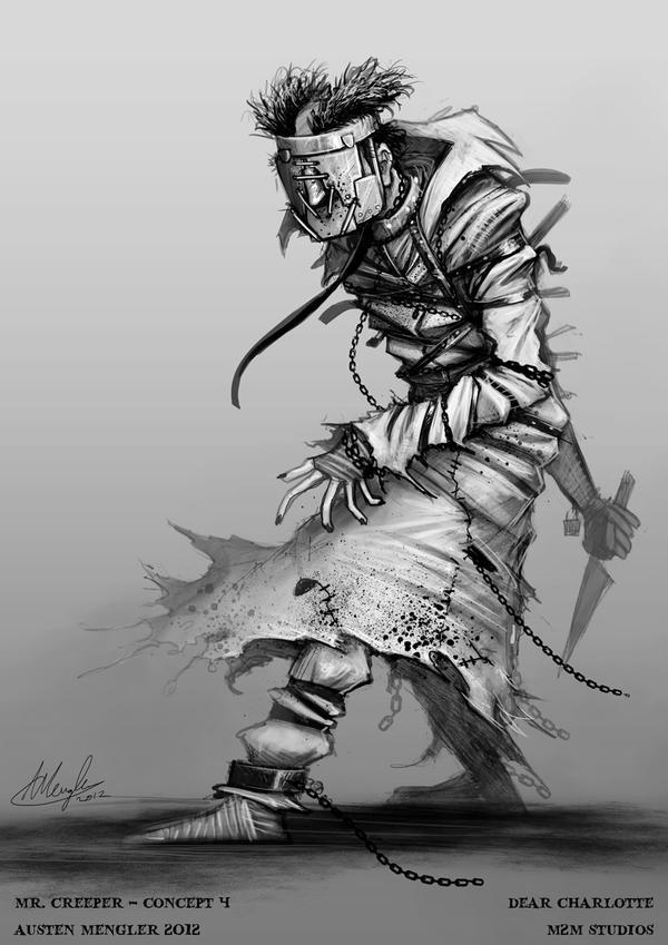 Mr. Creeper - concept 4 by LordNetsua