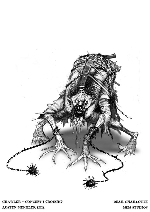 Crawler - concept 1 by LordNetsua
