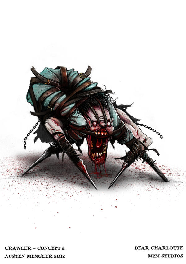 Crawler - concept 2 by LordNetsua