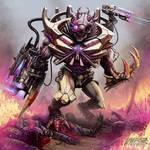 Enhanced Delylian Commander