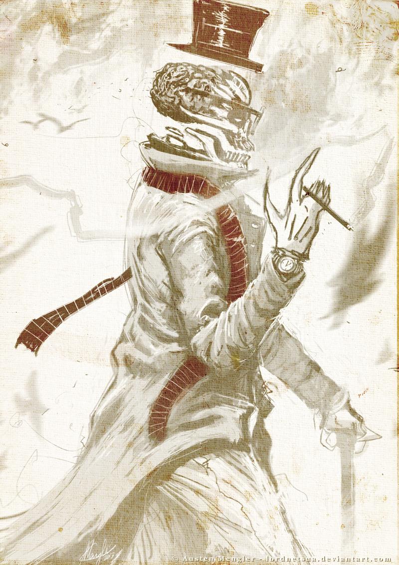 Dead Man Walking... by LordNetsua