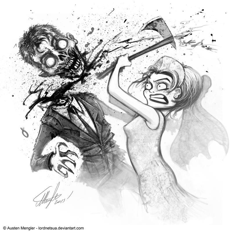 Til Death Do Us Part... by LordNetsua