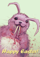 Happy Easter! by AustenMengler