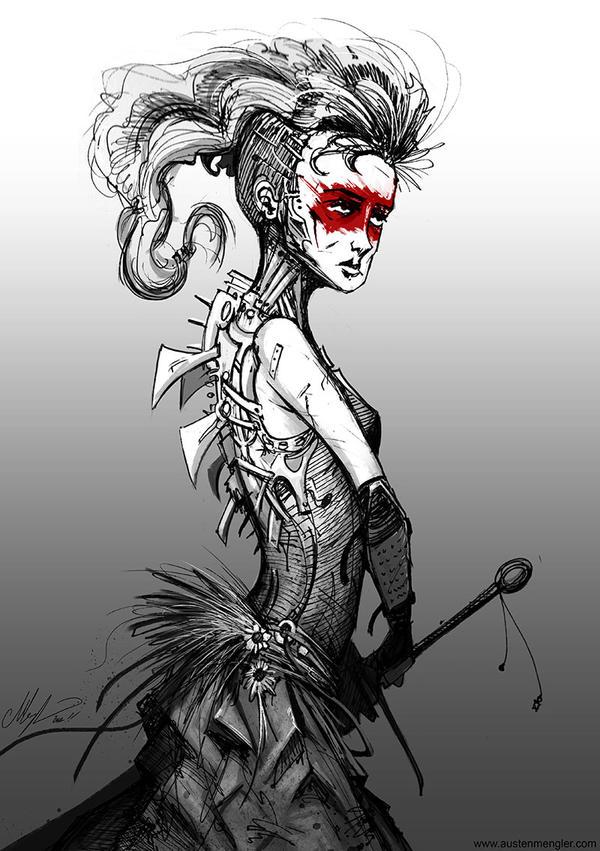 Judith by LordNetsua