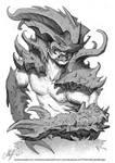 Rhino Demon