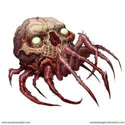 Spider-Skull by AustenMengler