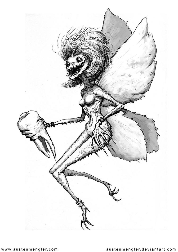 Tooth Fairy Drawings