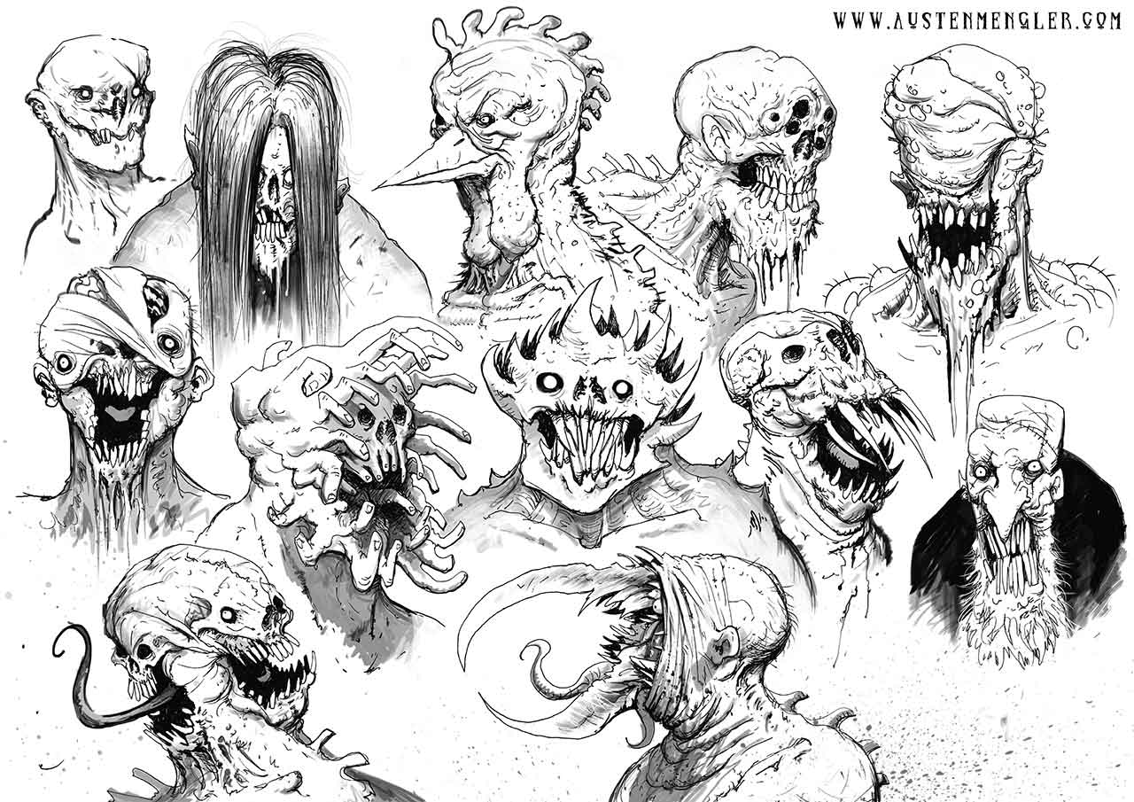MONSTERS 05