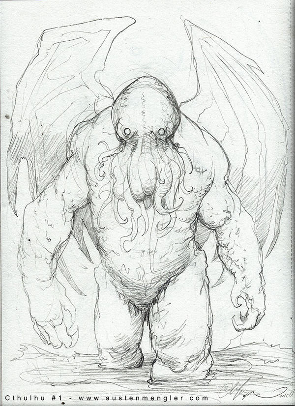 Cthulhu - Concept 01