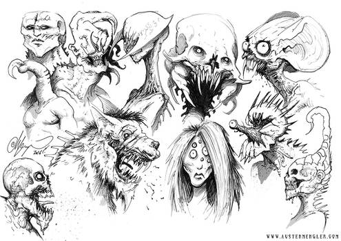 MONSTERS 06