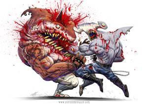 FISH FIGHT!!!