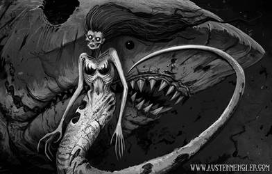 Mermaid by AustenMengler