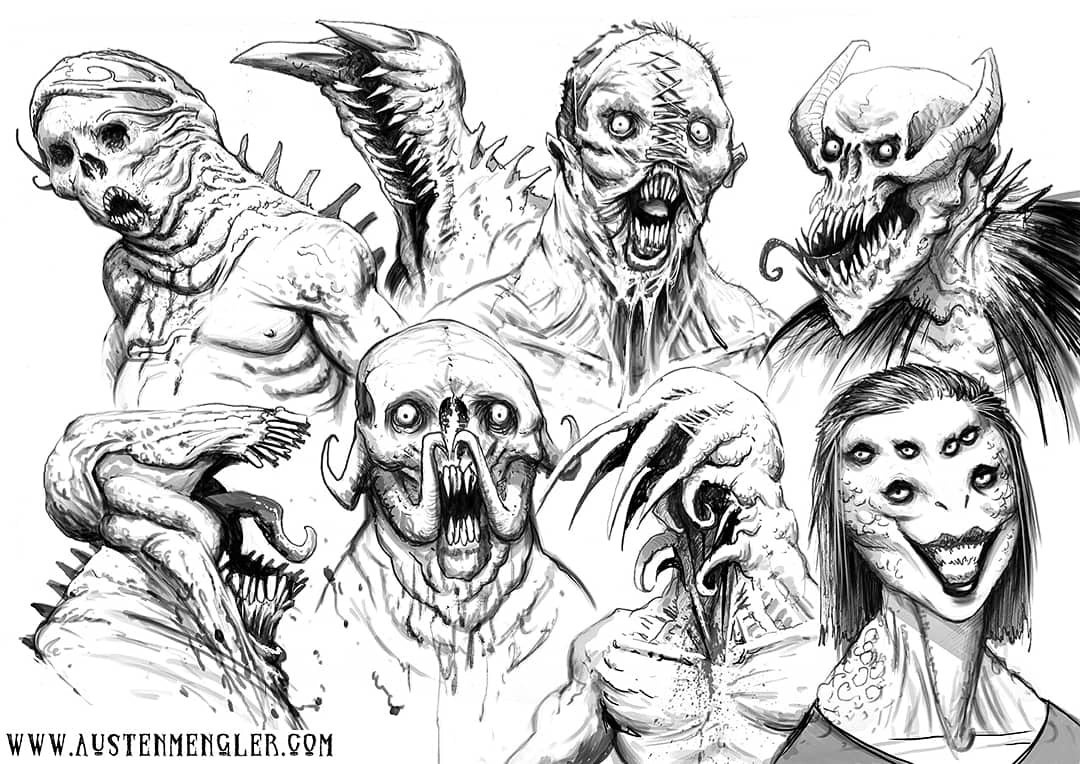MONSTERS 08
