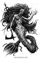 Deep Sea Mermaid
