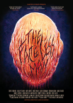 The Faceless Man - Official Film Poster