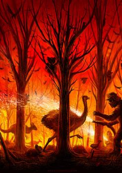 ESCAPE (Australia Burns)