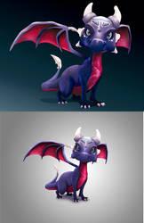 Dragon by CAHR182