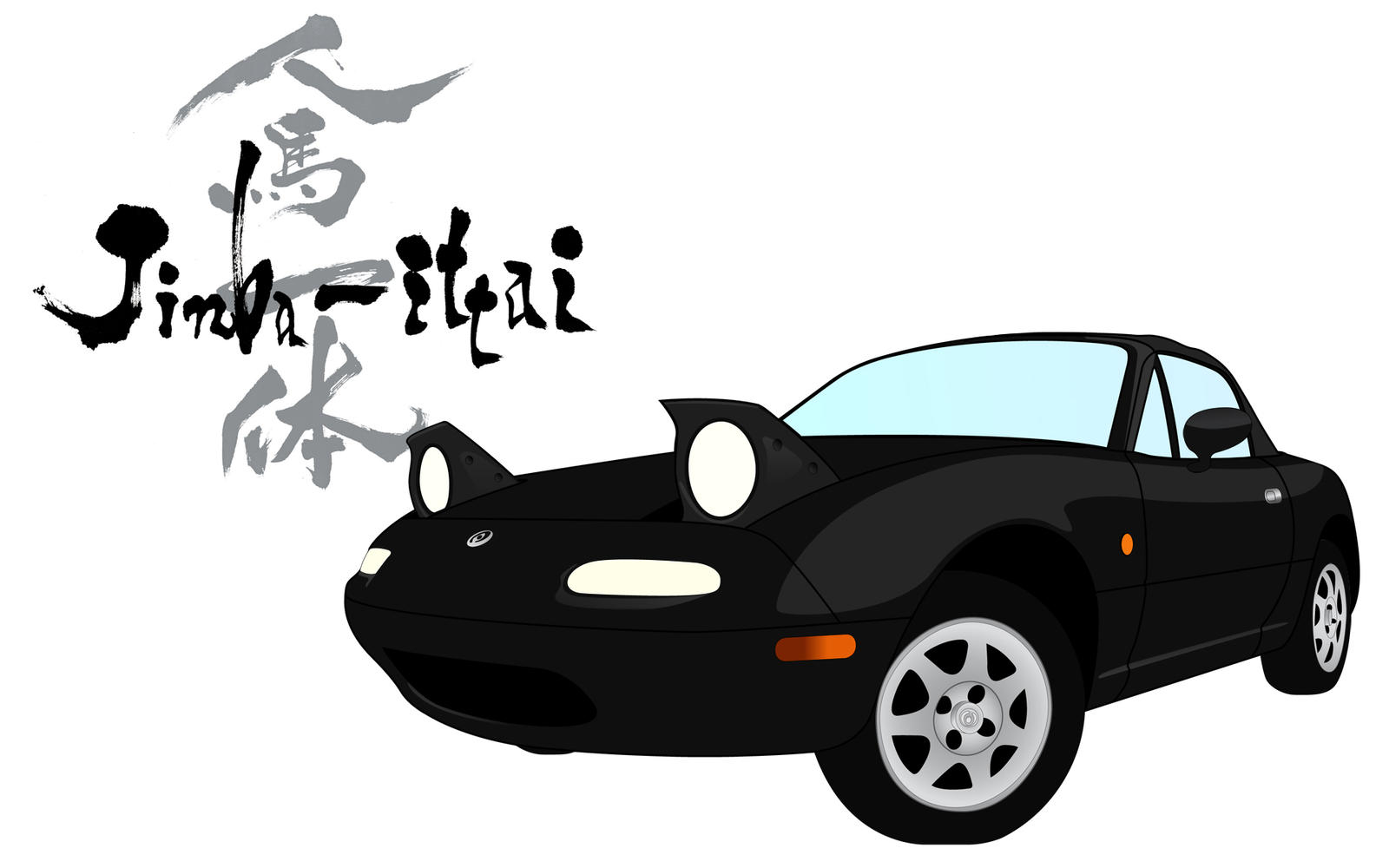 Miata with poppy art car livery isn t just for show autoevolution - Filename Miata_vector_by_fastway Jpg