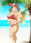 Pokemon May Muscle