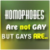 Homophobes by I-Take-It-Back
