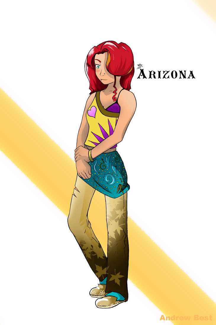 Arizona the Lover by TorrenKlaimer