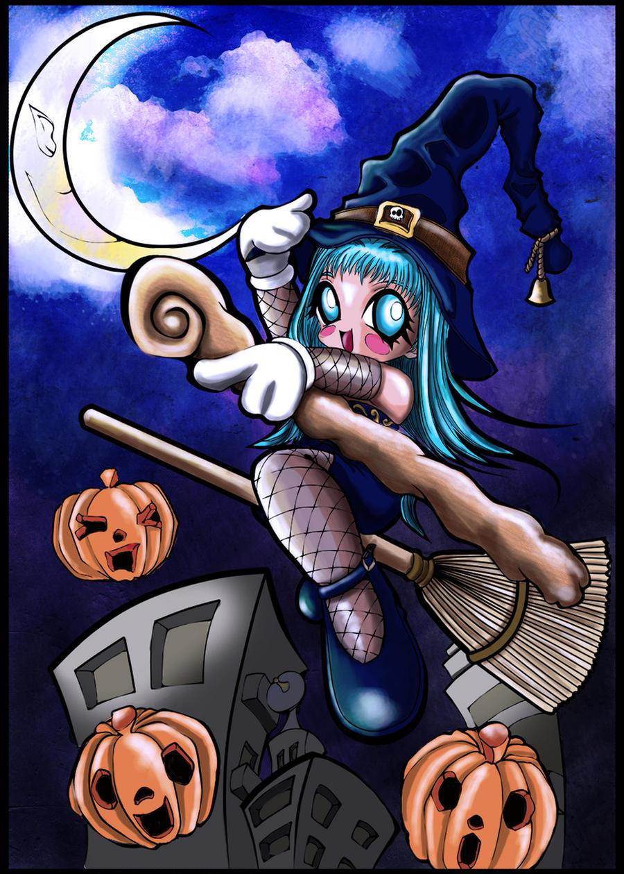Happy Halloween by elisiozero