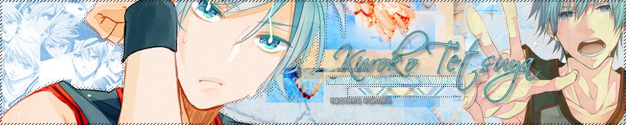 Banner de Kuroko by Kaoo-Kun