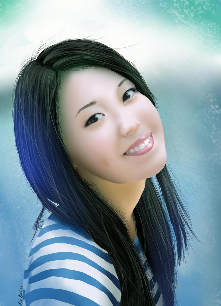 Kotobuki Minako by alybaker