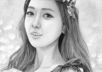 Jessica by alybaker