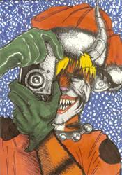Secret santa for angie by SeanPatrickKelly