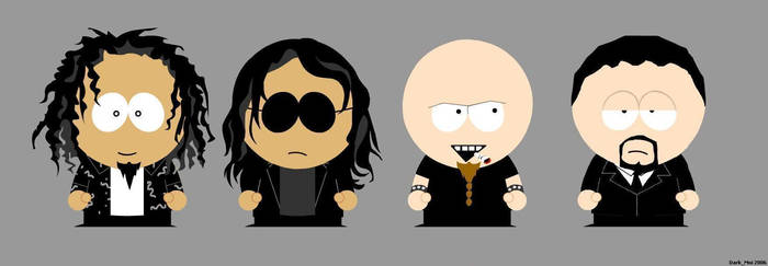 System Of A Down - South Park