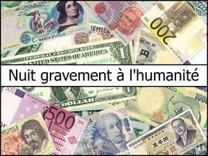 Nuit gravement a l'humanite