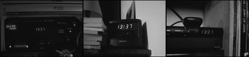 1337 hour by DarkMoi