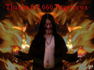 Thanks For 666 Pageviews