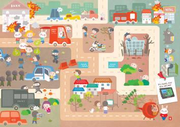 GPS Bay-robbery by cecilliahidayat