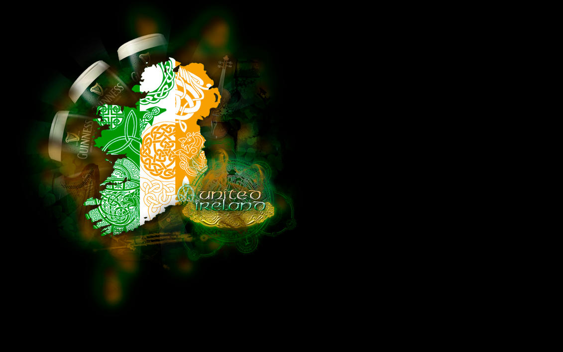 Ireland Wallpaper by wurstgott