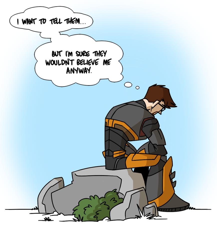 Half-Life: Unbelievable Truths by cartoonjunkie