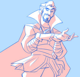 DrStrange Sketch