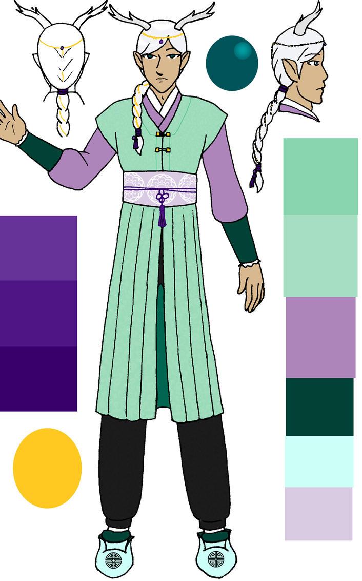 Prince Jadu by BatNeko