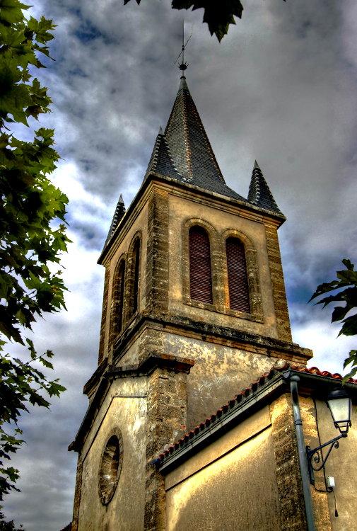 Campagne church 05 by glad2626