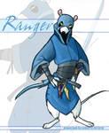 Ranger costume 01